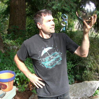 """Alas poor Yorick, I knew you well"" – the shiny-sphere, looking-into-the-future version. . ."